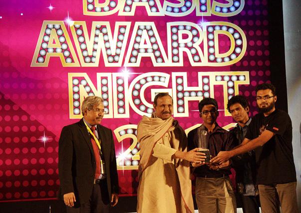 BASIS Special Contribution Award